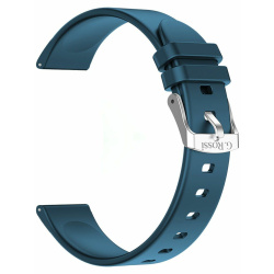 Silicone strap for Smartwatch G. Rossi SW09 NAVY GR20-2