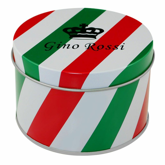 G.Rossi Italian Design box - tin