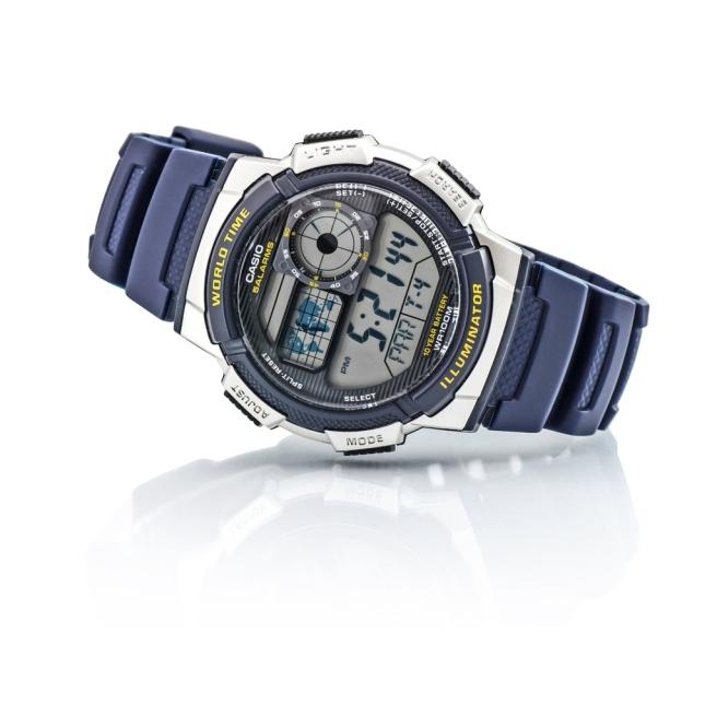 Zegarek Meski CASIO AE 1000W 2AVEF 3