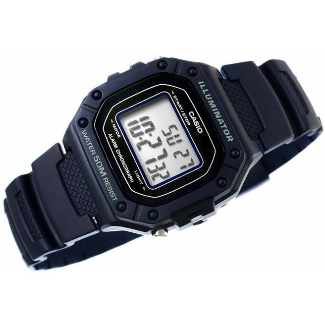 Zegarek Meski CASIO W 218H 2AVDF 1