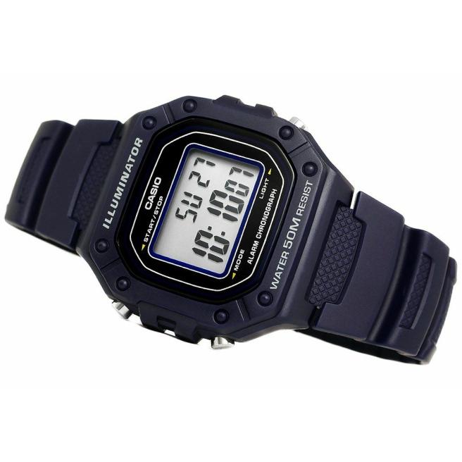 Zegarek Meski CASIO W 218H 2AVDF 3