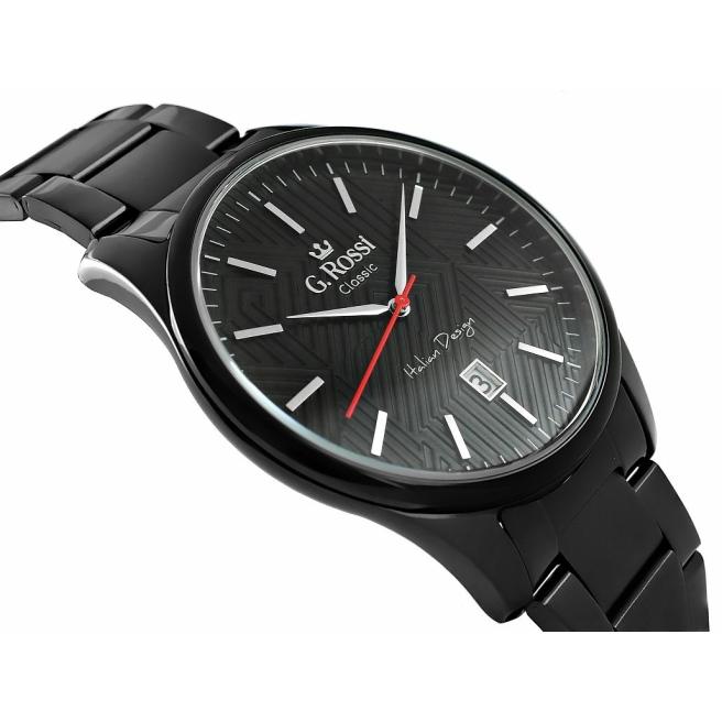 Zegarek Meski G.Rossi C12156B1 1A5 2