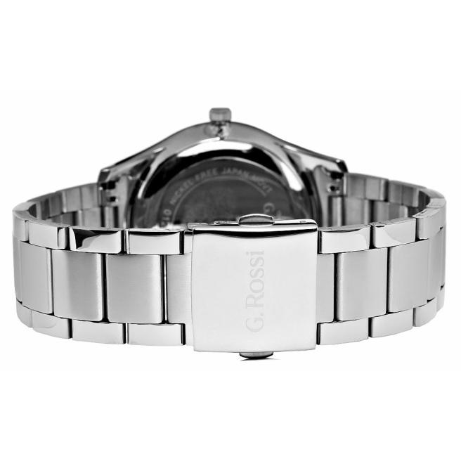 Zegarek Meski G.Rossi C12156B1 1A5 5 1
