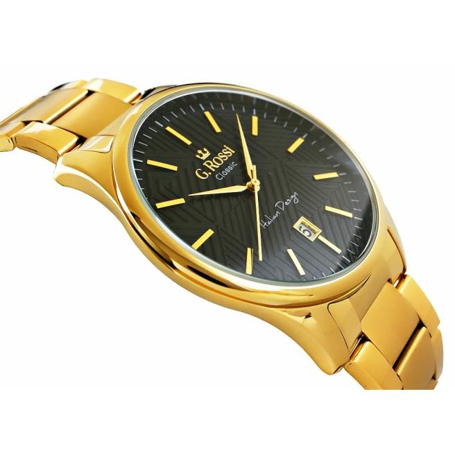 Zegarek Meski G.Rossi C12156B1 1C1 2
