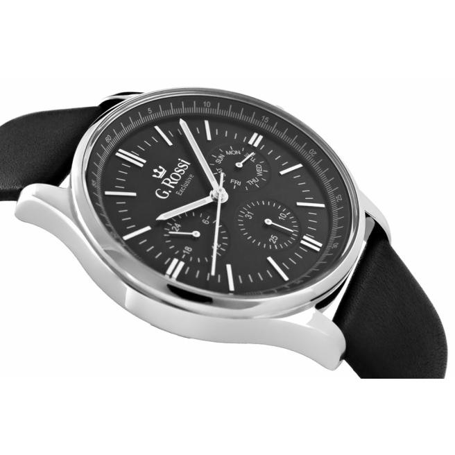 Zegarek Meski G.Rossi E10602A2 1A1 2