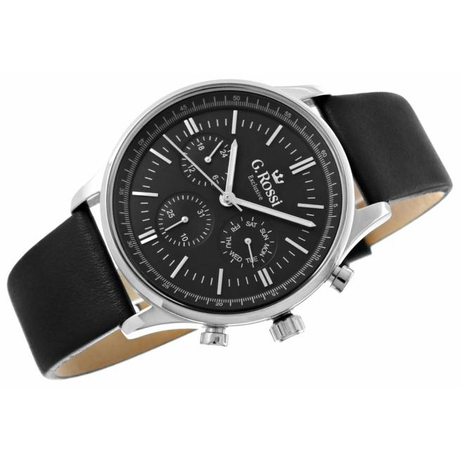 Zegarek Meski G.Rossi E10602A2 1A1 4