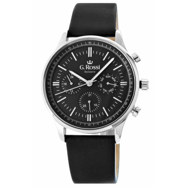 Zegarek Męski G.Rossi E10602A2-1A1