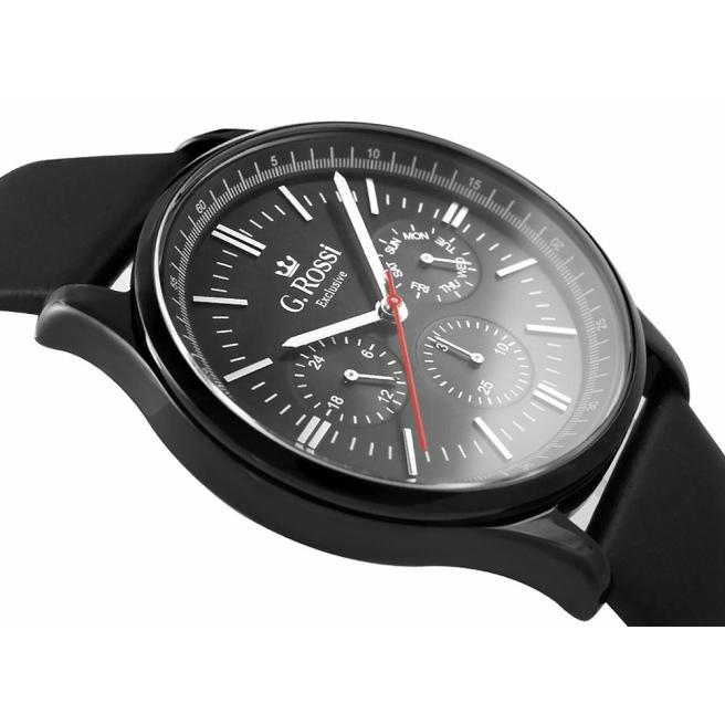 Zegarek Meski G.Rossi E10602A2 1A3 2