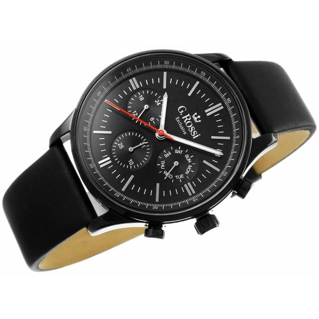 Zegarek Meski G.Rossi E10602A2 1A3 4