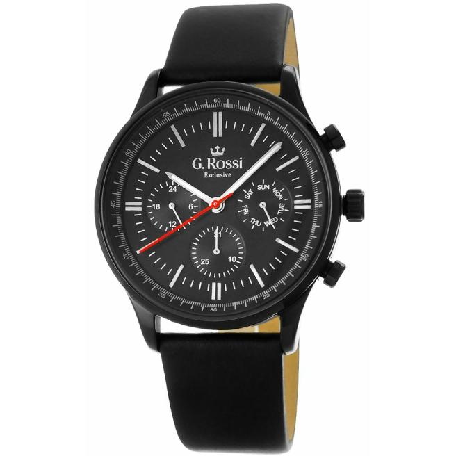 Zegarek Męski G.Rossi E10602A2-1A3