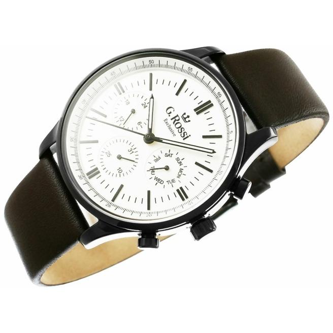 Zegarek Meski G.Rossi E10602A2 3B1 2 4