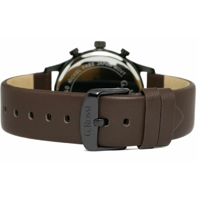 Zegarek Meski G.Rossi E10602A2 3B1 2 5