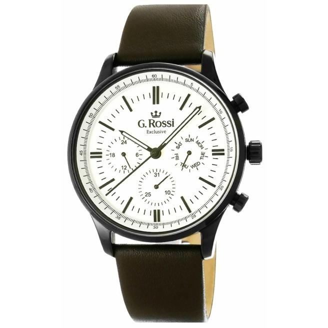 Zegarek Męski G.Rossi E10602A2-3B1-2