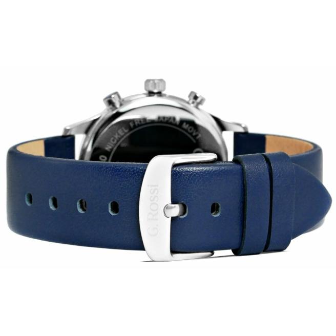 Zegarek Meski G.Rossi E10602A2 6F1 5