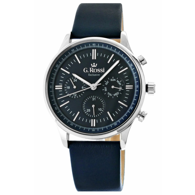 Zegarek Męski G.Rossi E10602A2-6F1