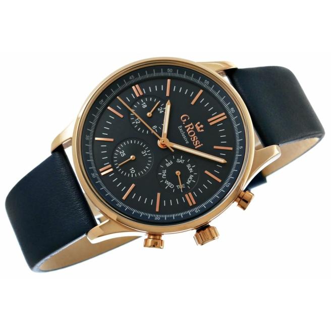 Zegarek Meski G.Rossi E10602A2 6F3 4