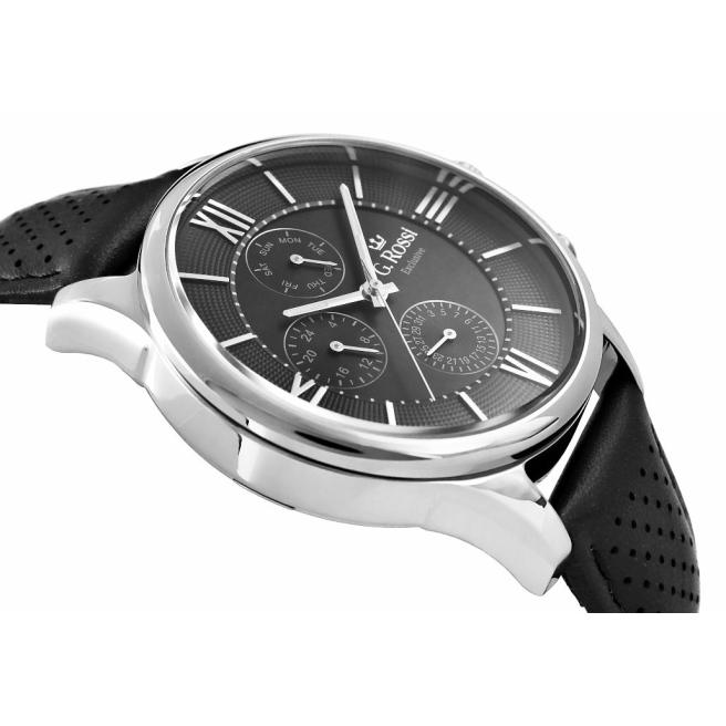 Zegarek Meski G.Rossi E11652A6 1A1 2