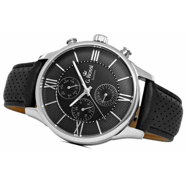 Zegarek Meski G.Rossi E11652A6 1A1 3