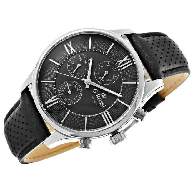 Zegarek Meski G.Rossi E11652A6 1A1 4