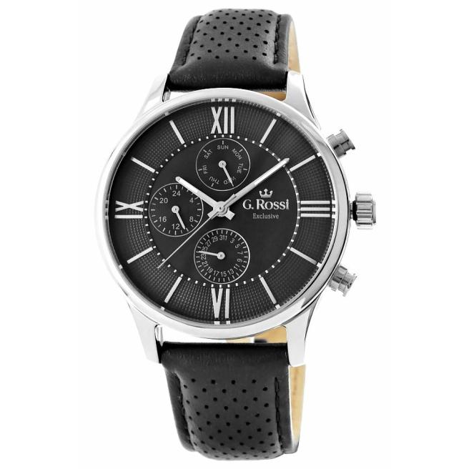 Zegarek Męski G.Rossi E11652A6-1A1