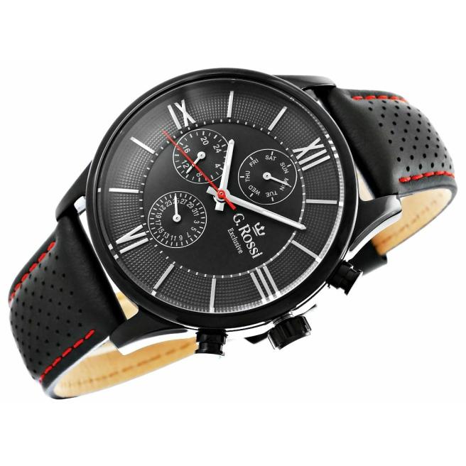 Zegarek Meski G.Rossi E11652A6 1A3 4