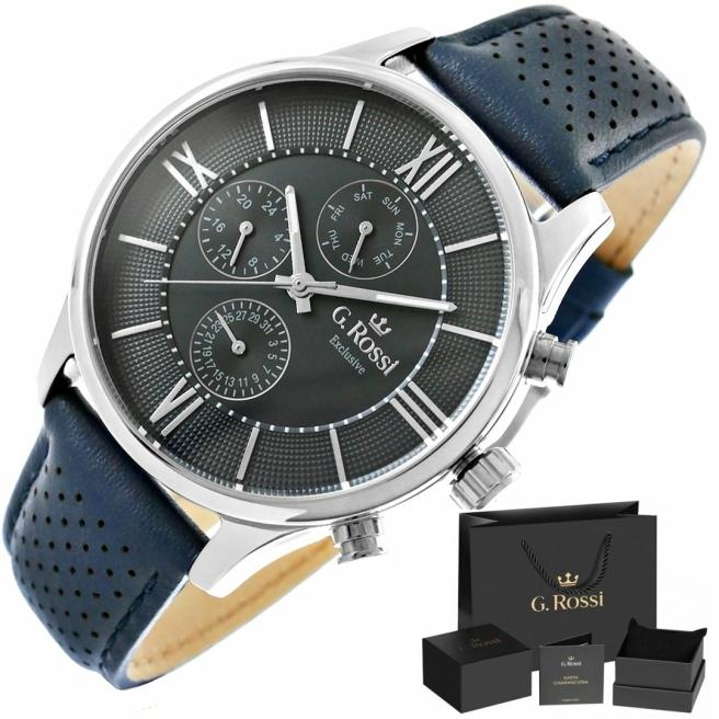 Zegarek Meski G.Rossi E11652A6 6F1 1