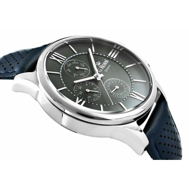 Zegarek Meski G.Rossi E11652A6 6F1 2