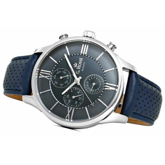 Zegarek Meski G.Rossi E11652A6 6F1 3