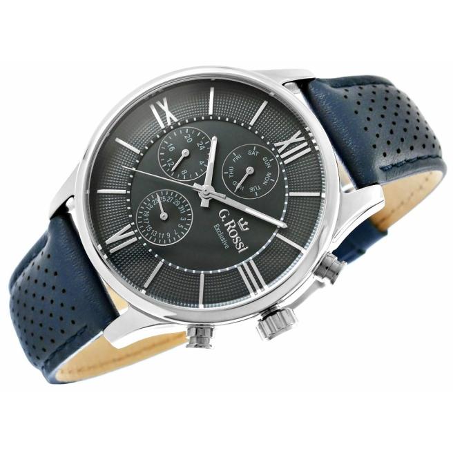 Zegarek Meski G.Rossi E11652A6 6F1 4
