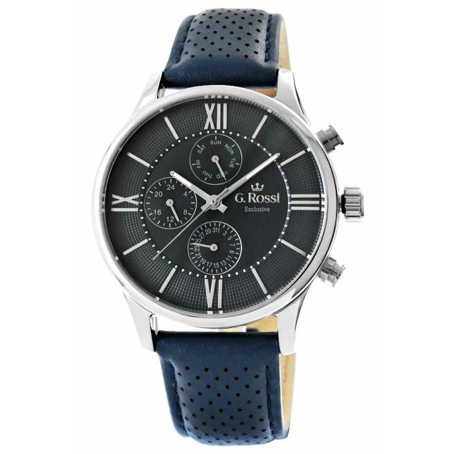 Zegarek Męski G.Rossi E11652A6-6F1
