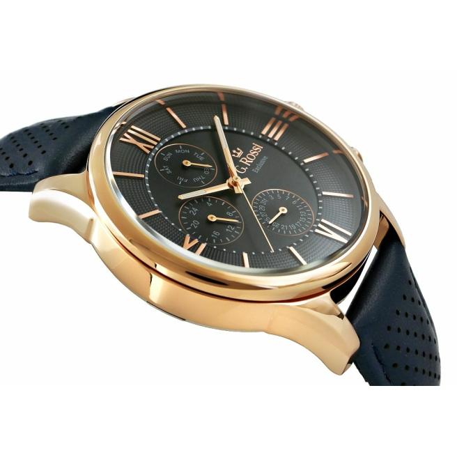 Zegarek Meski G.Rossi E11652A6 6F3 2