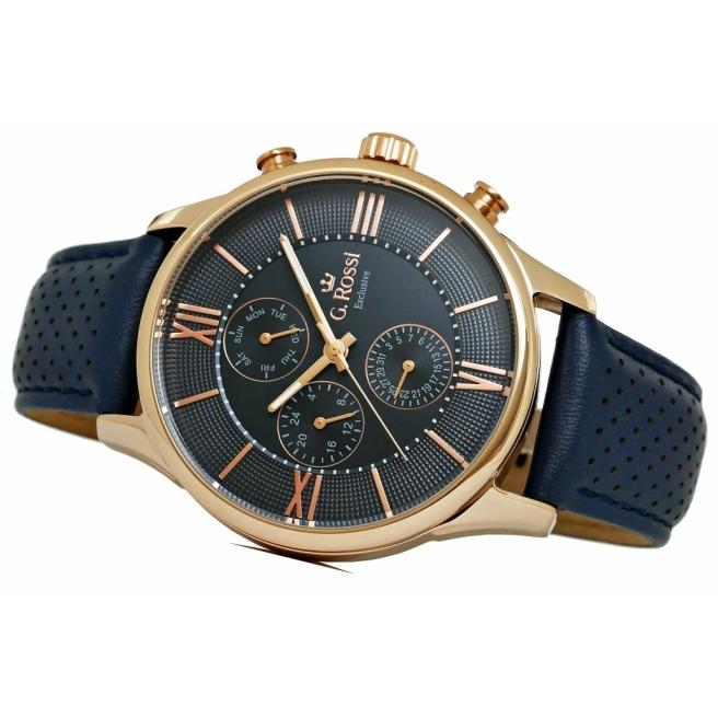 Zegarek Meski G.Rossi E11652A6 6F3 3