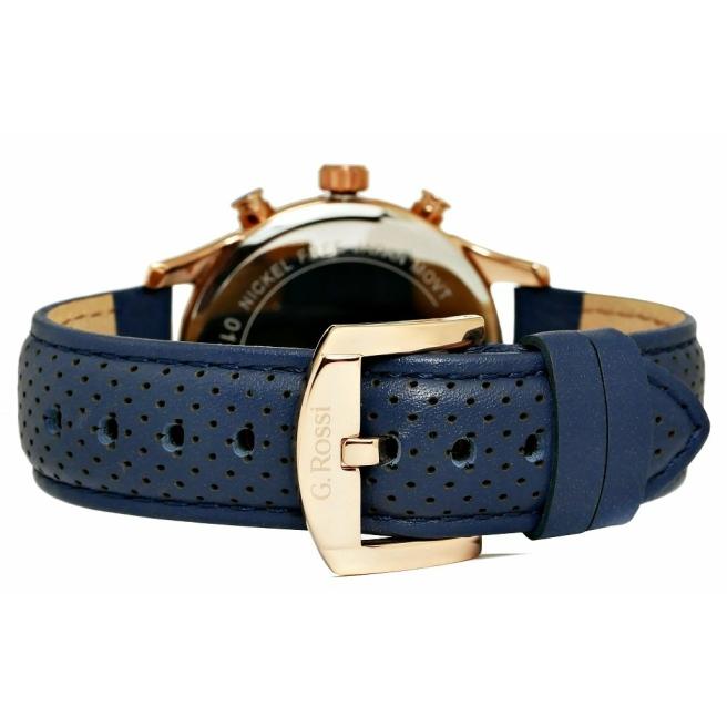 Zegarek Meski G.Rossi E11652A6 6F3 5