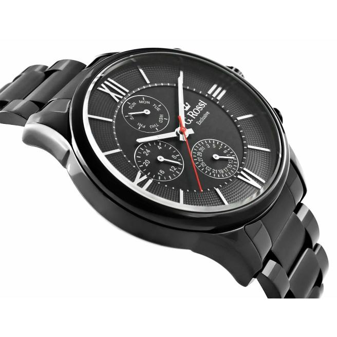 Zegarek Meski G.Rossi E11652B6 1A5 2