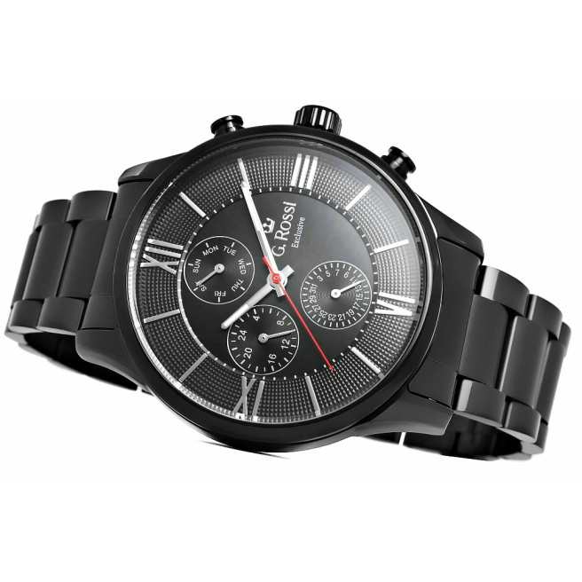Zegarek Meski G.Rossi E11652B6 1A5 3