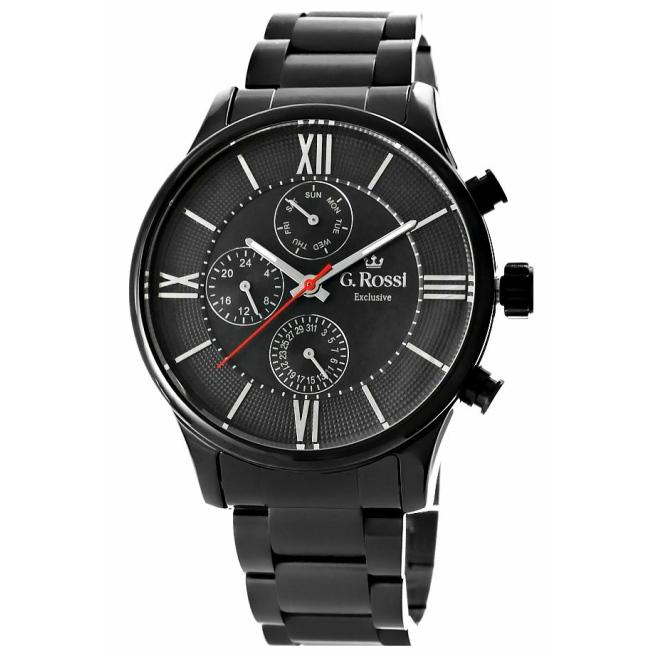 Zegarek Męski G.Rossi E11652B6-1A5