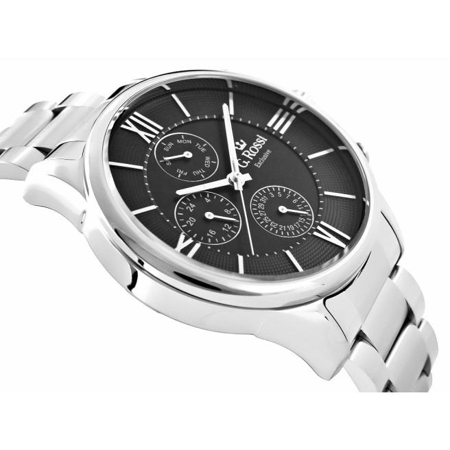 Zegarek Meski G.Rossi E11652B6 1C1 2