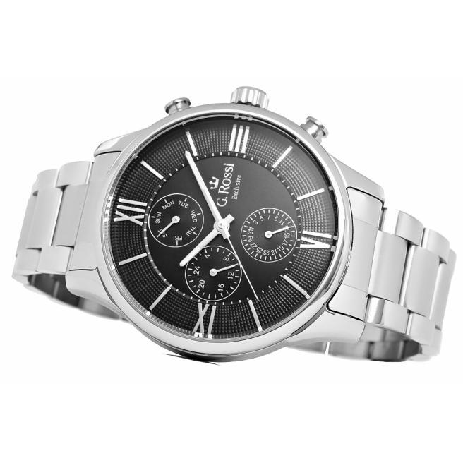 Zegarek Meski G.Rossi E11652B6 1C1 3