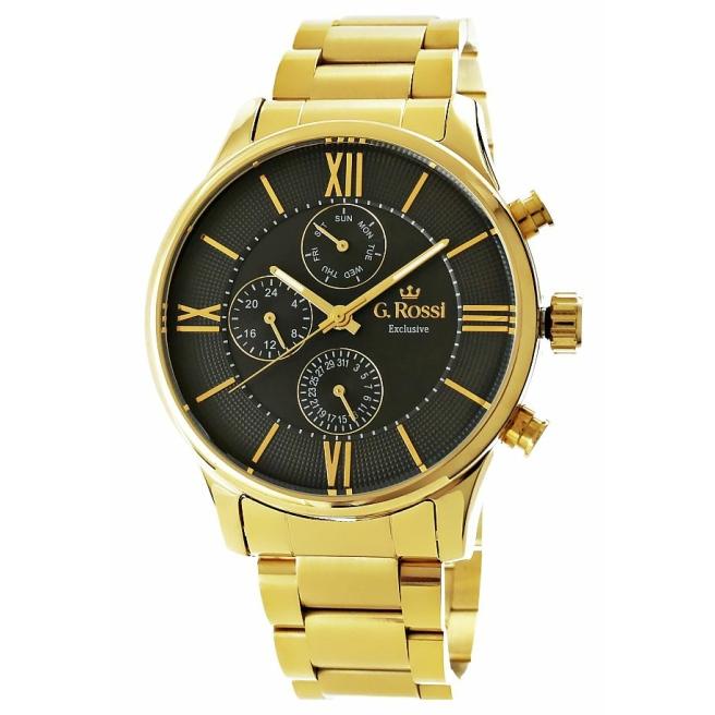 Zegarek Męski G.Rossi E11652B6-1D1