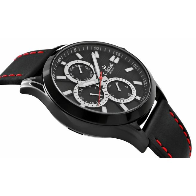 Zegarek Meski G.Rossi E8071A4 1A1 2 1