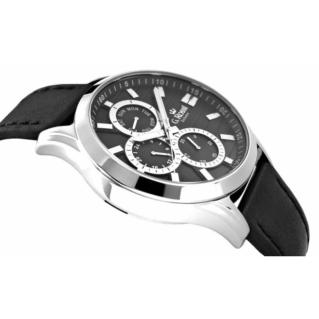 Zegarek Meski G.Rossi E8071A4 1A1 2