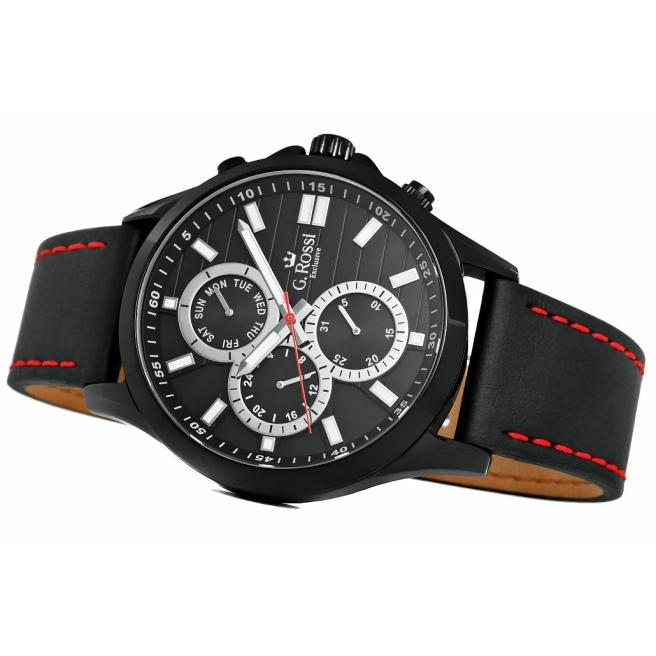 Zegarek Meski G.Rossi E8071A4 1A1 3 1