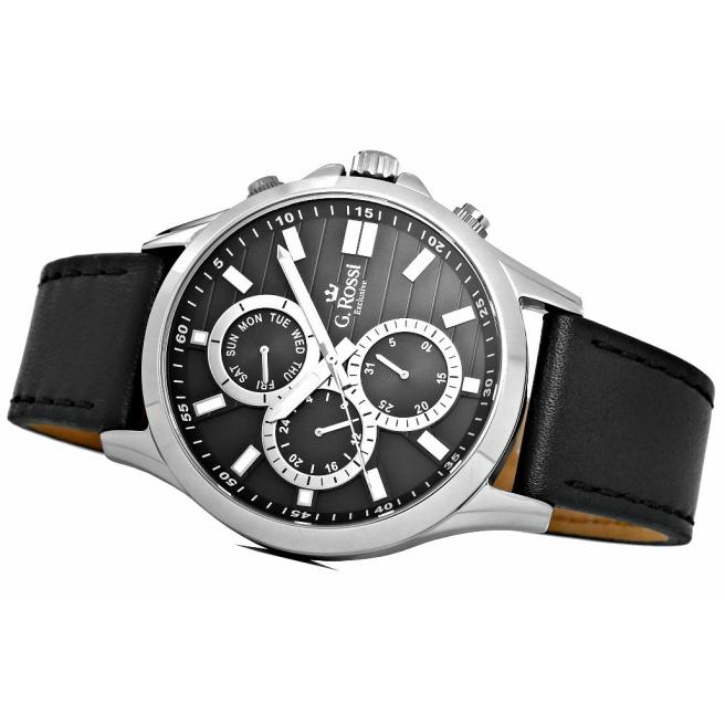 Zegarek Meski G.Rossi E8071A4 1A1 3