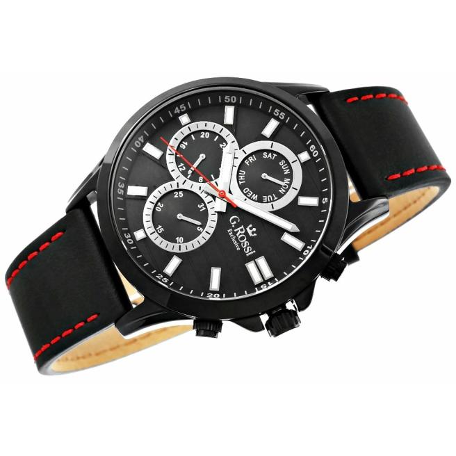 Zegarek Meski G.Rossi E8071A4 1A1 4 1