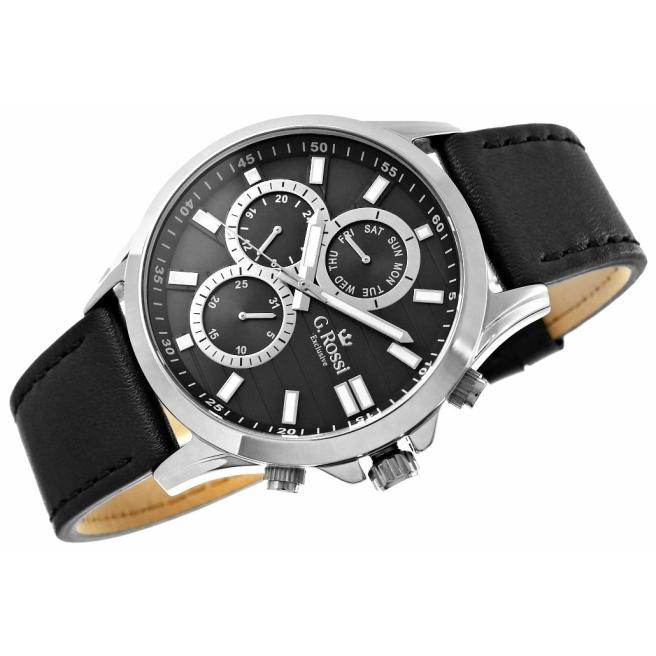 Zegarek Meski G.Rossi E8071A4 1A1 4