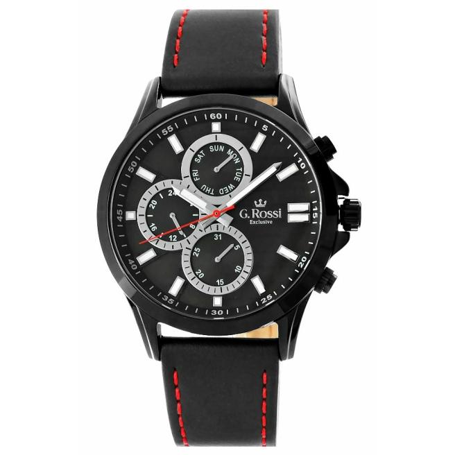 Zegarek Męski G.Rossi E8071A4-1A1