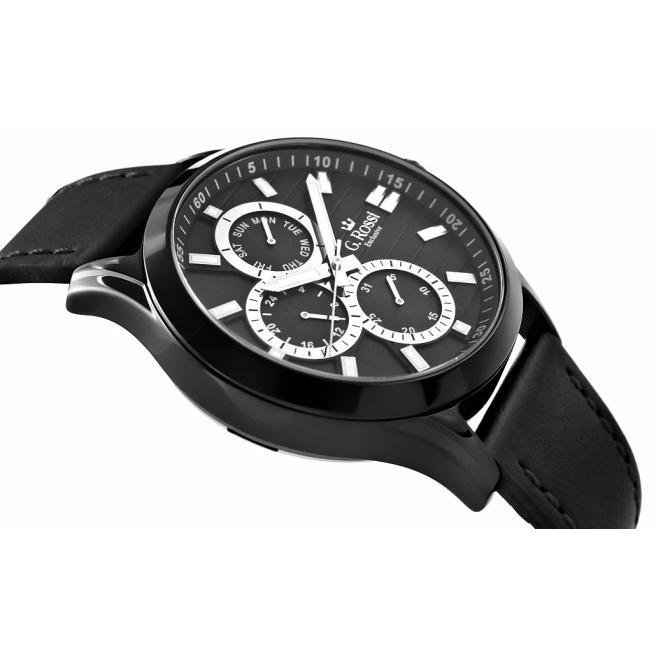 Zegarek Meski G.Rossi E8071A4 1A3 2