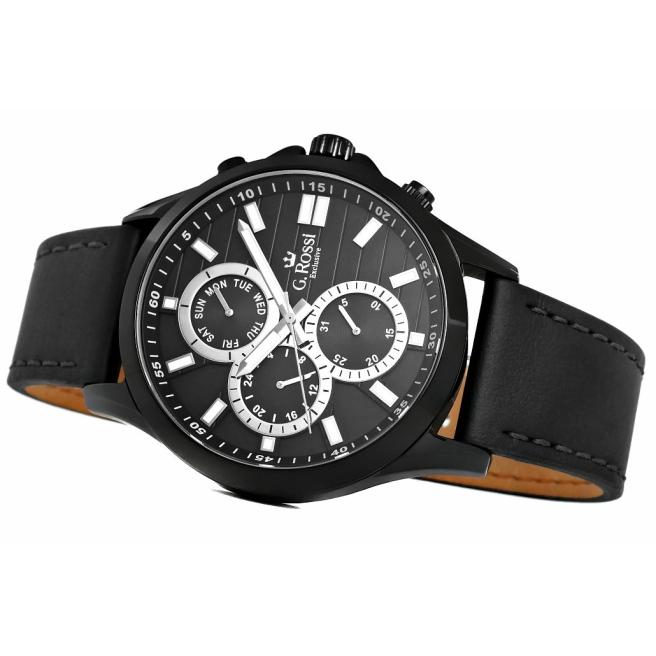 Zegarek Meski G.Rossi E8071A4 1A3 3