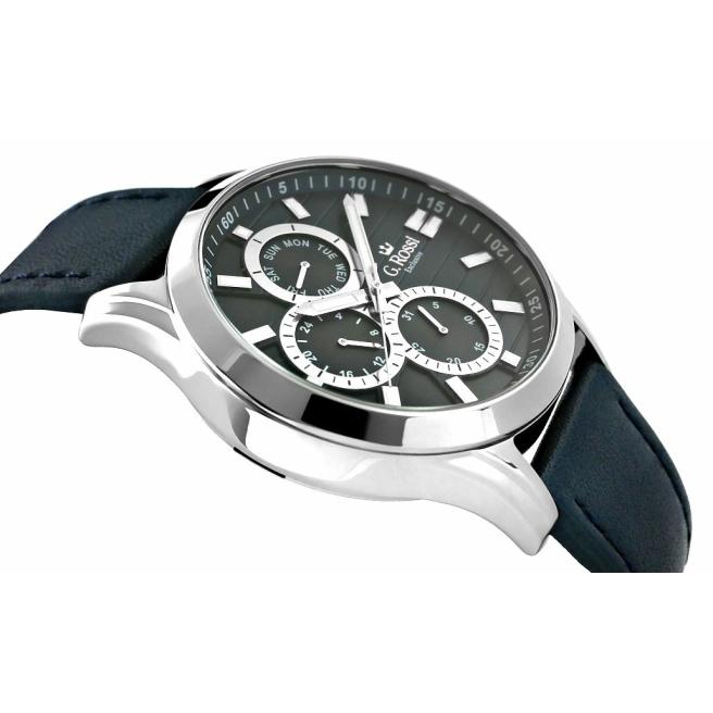 Zegarek Meski G.Rossi E8071A4 1A5 2
