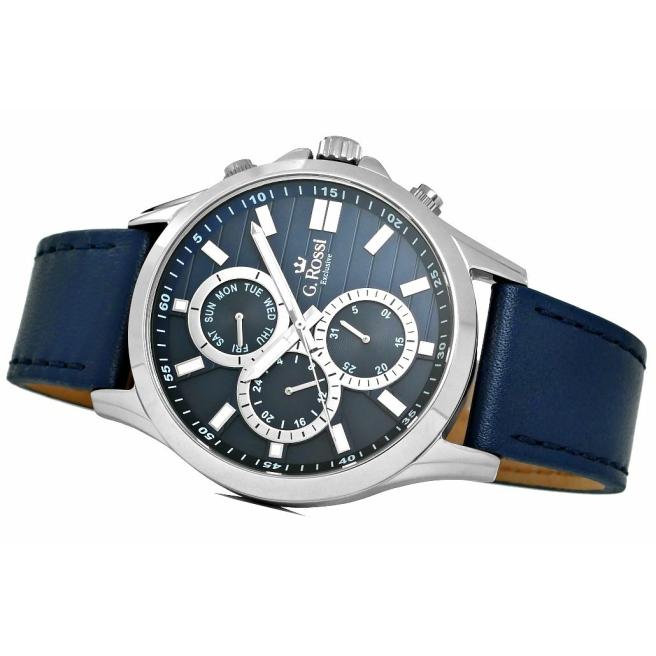 Zegarek Meski G.Rossi E8071A4 1A5 3